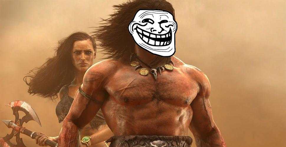 Conan Exiles: Für Ruhm und Views! Youtuber im Festungskrieg