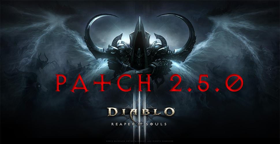 "Diablo 3: Loot-Fieber! Patch 2.5.0 bringt neue ""beste Items"", Rüstkammer"