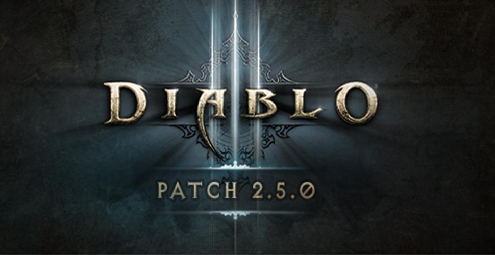 Diablo 3 Patch 2.5.0: Patch-Notes für PC, PS4, Xbox One