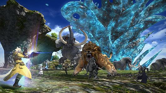 Final Fantasy XIV: 3.55b – 280er-Waffen im Massen-PvE ärgert Raider
