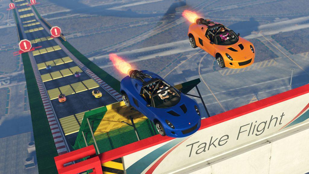 GTA 5 Online Stunt Neu2