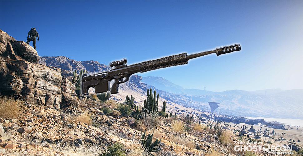 Ghost Recon Wildlands: HTI finden – Hier gibt's die starke Sniper