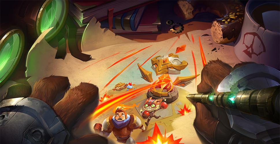 Riot Games will mehr als LoL – Neue Spiele sollen her!