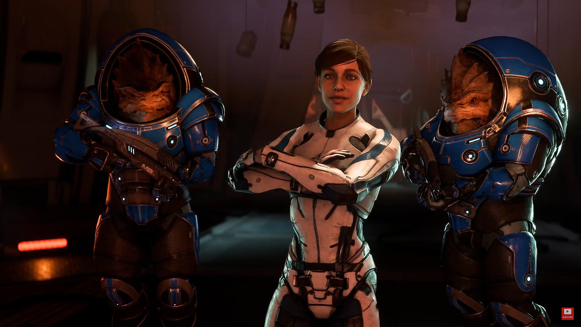 Mass Effect: Andromeda – EA spricht über Problemlösungen im 1. Patch