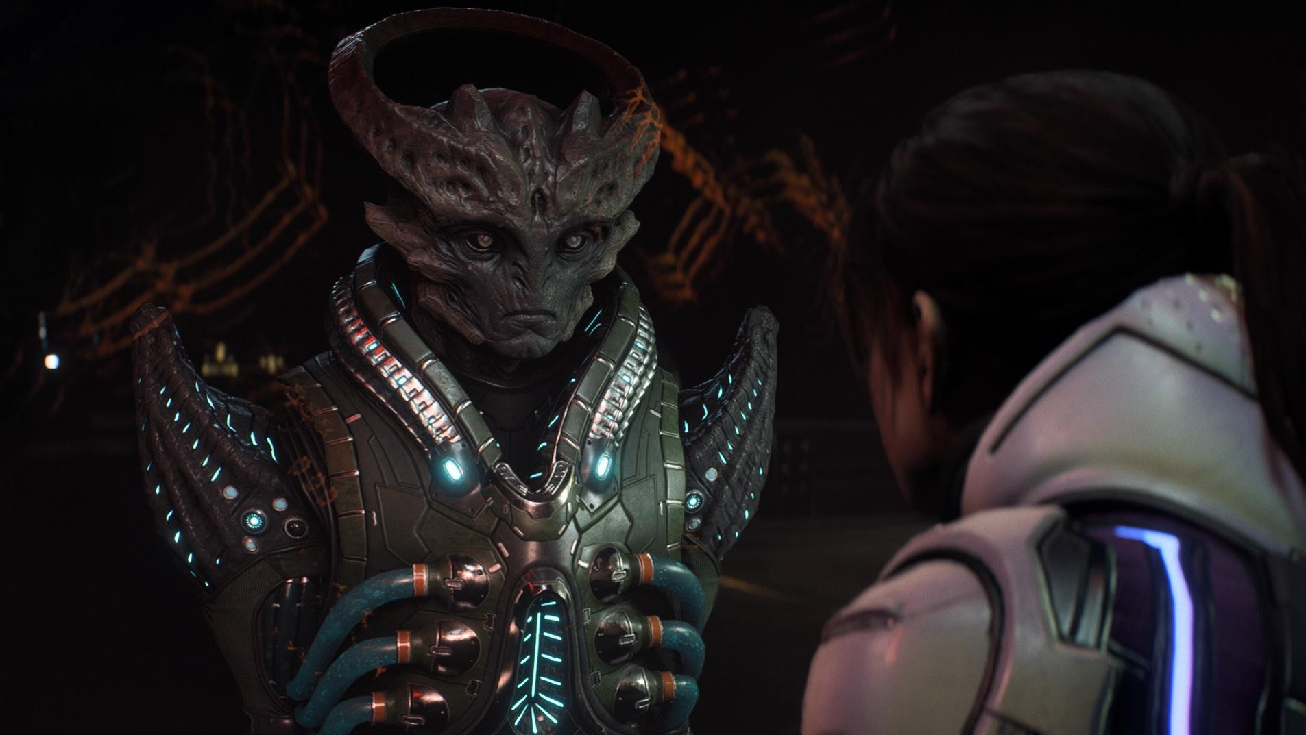 Mass Effect: Andromeda – Bugfix-Patch schon vor Release