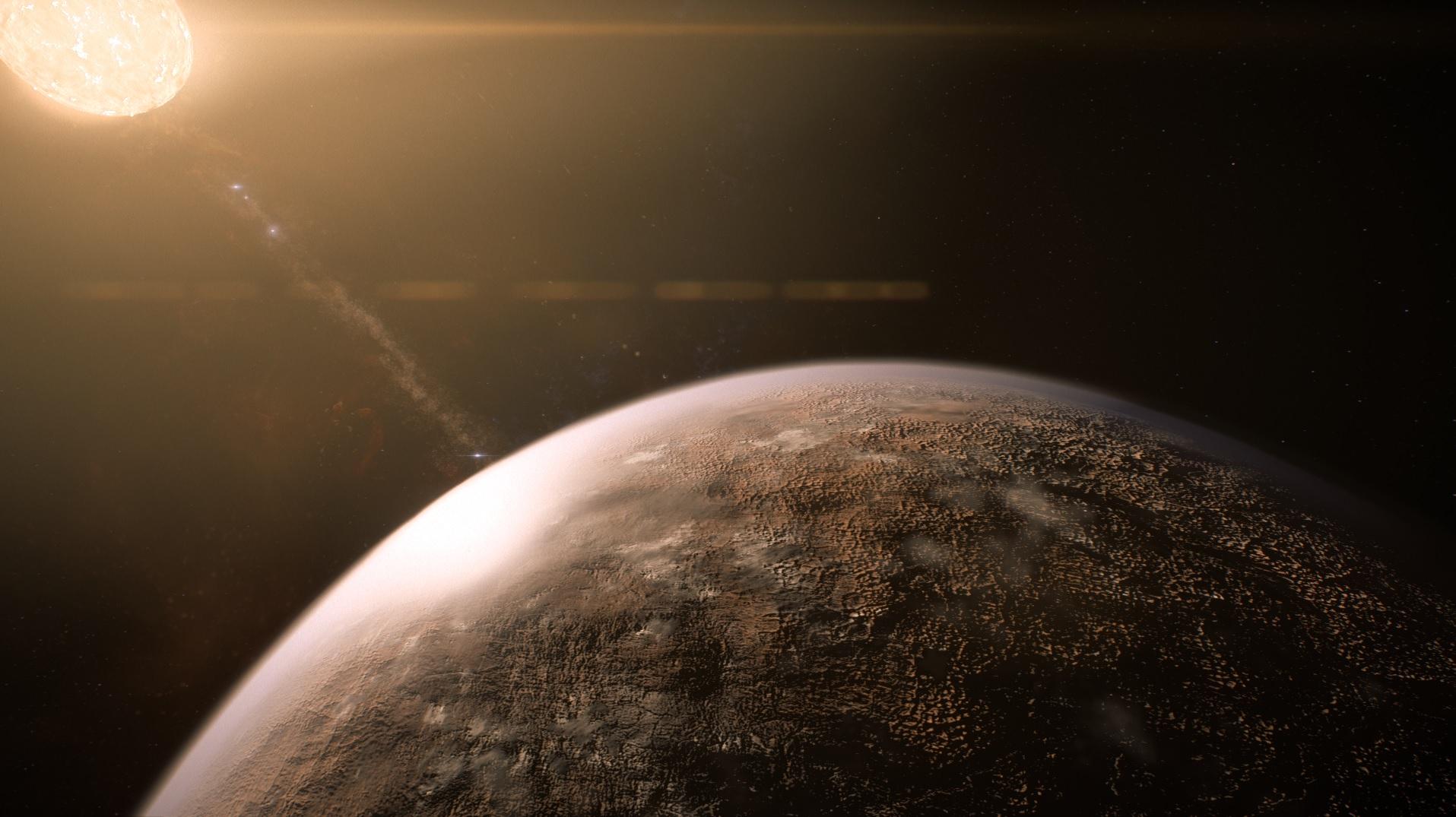 Mass Effect: Andromeda – So behebt man die Strahlung auf Eos