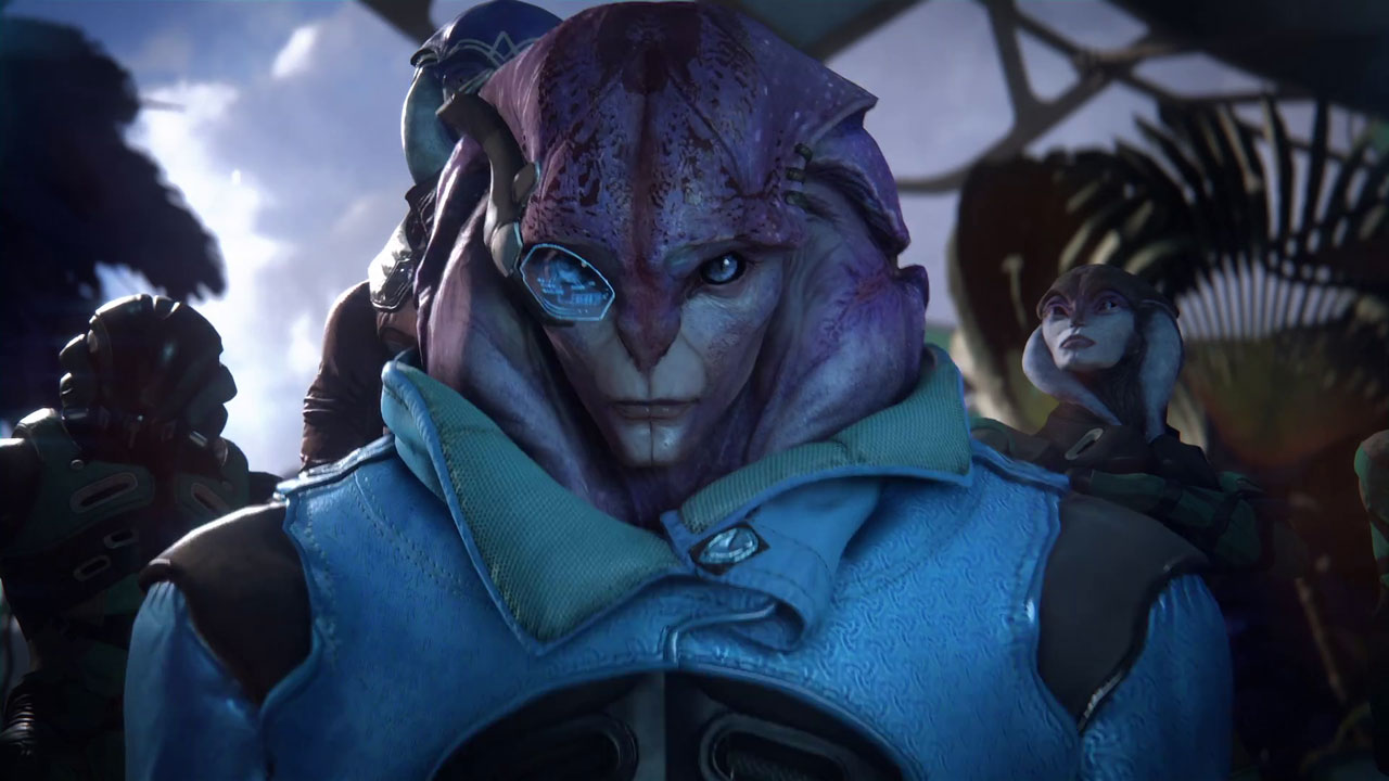 Mass Effect: Andromeda – Patch 1.08 macht Jaal bisexuell