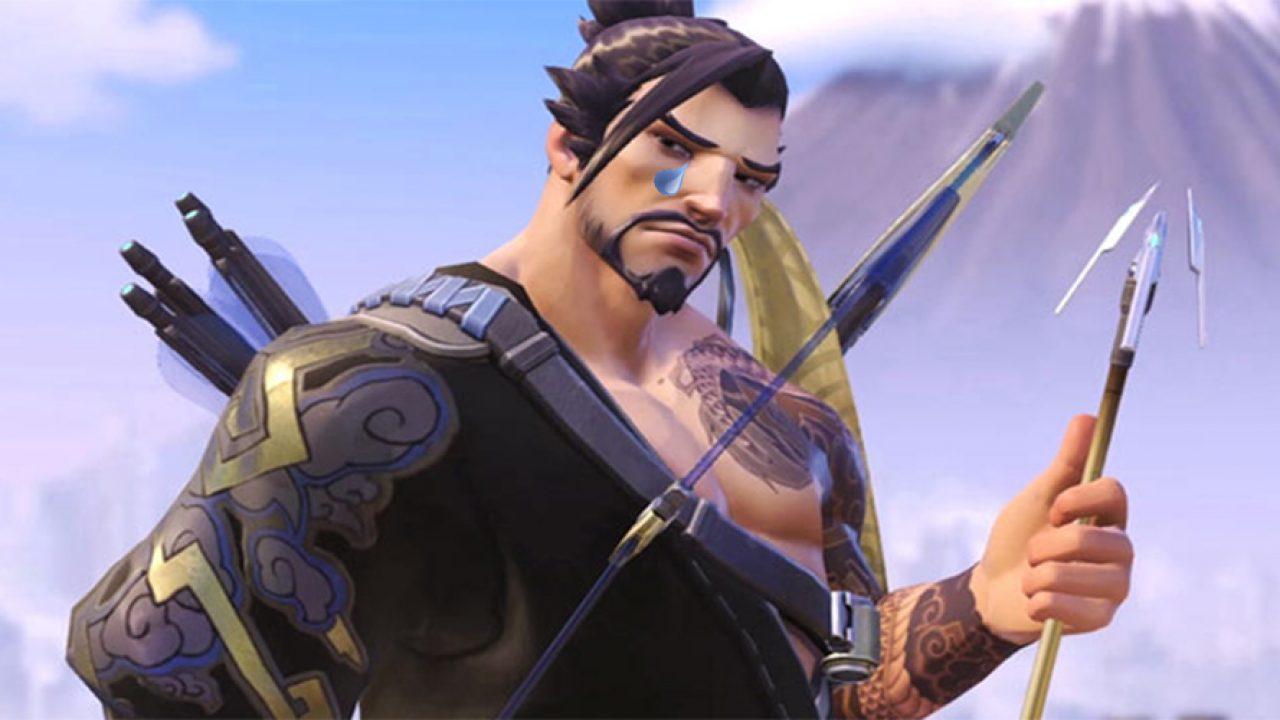 Overwatch-Fans fordern: Lasst Hanzo den Streupfeil! – aber als Emote