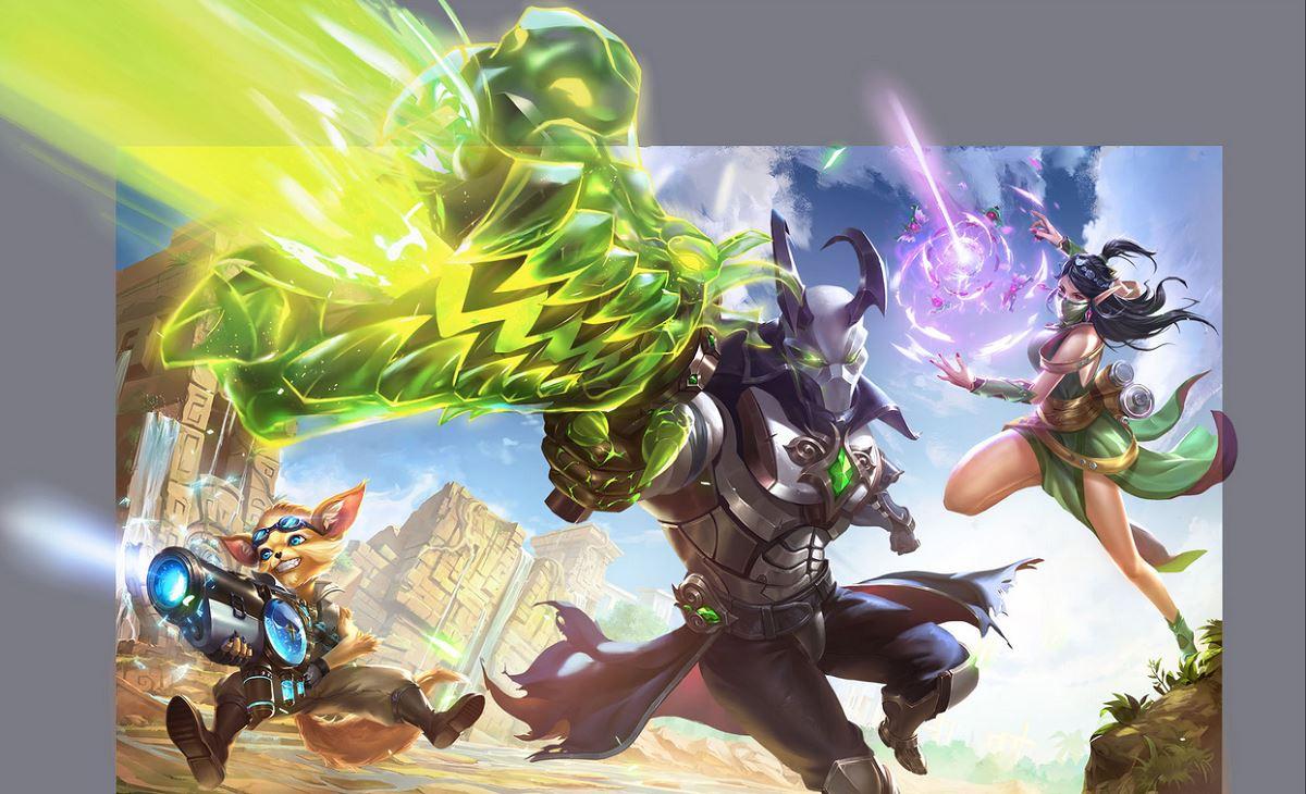 Paladins: Beta live! Erster kostenloser Helden-Shooter für PS4, Xbox One