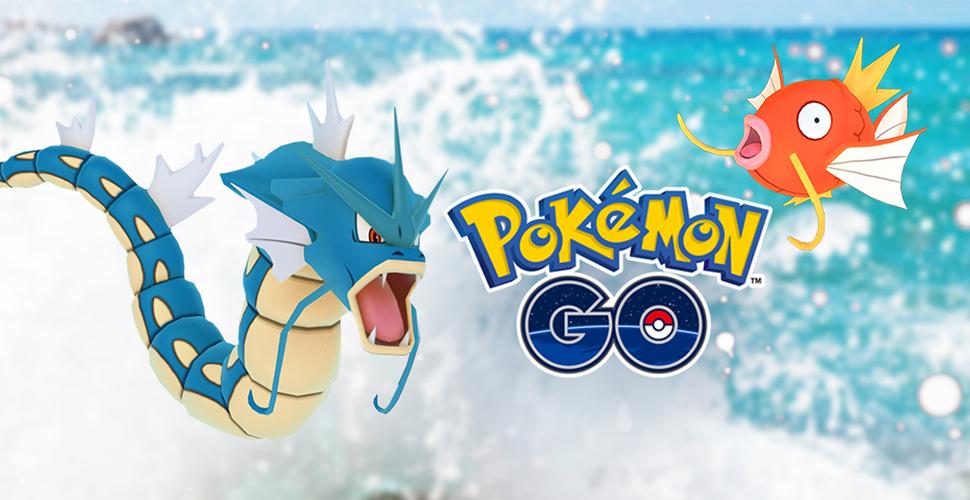 Pokémon GO Event: Wasserfestival startet heute – Chance auf Lapras!