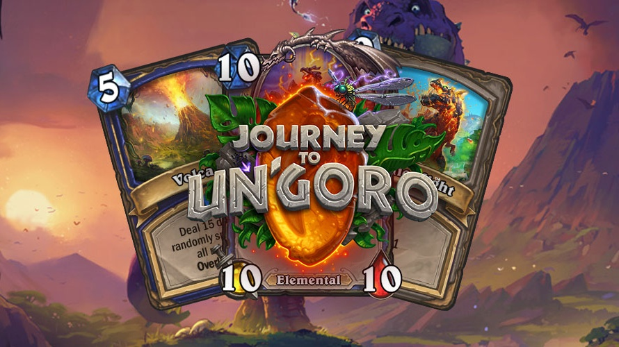 Hearthstone: Neue Legendaries – 12 Un'Goro-Karten vorgestellt