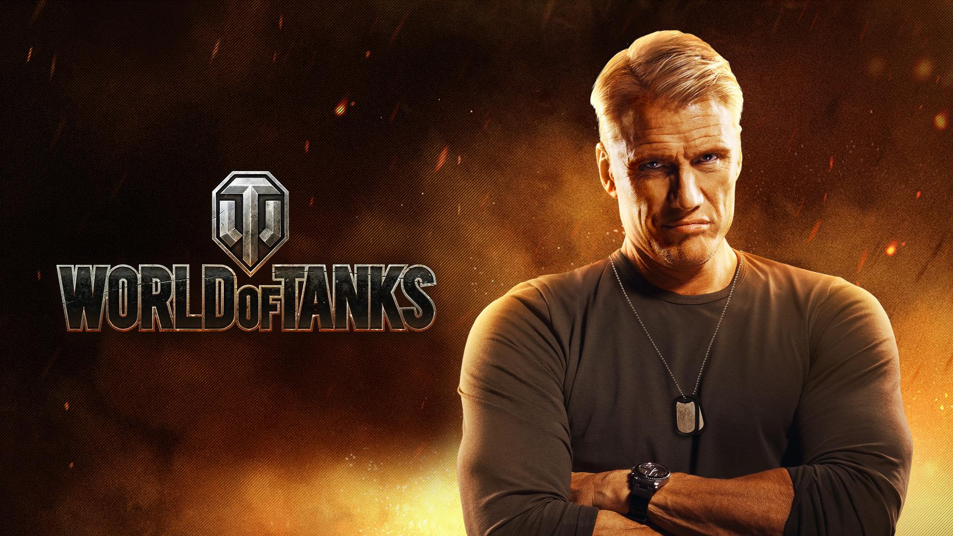 World of Tanks: Ciabatta! Dolph Lundgren in saukomischem Werbespot