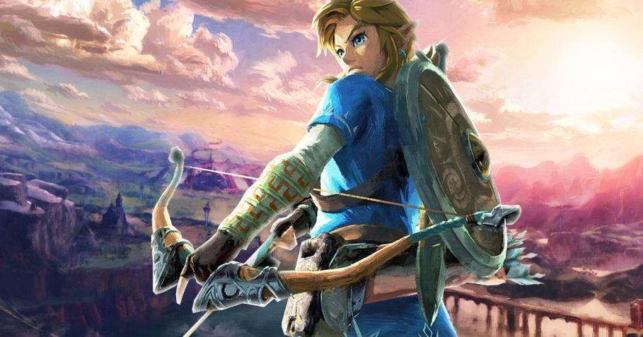 Zelda Breath of the Wind