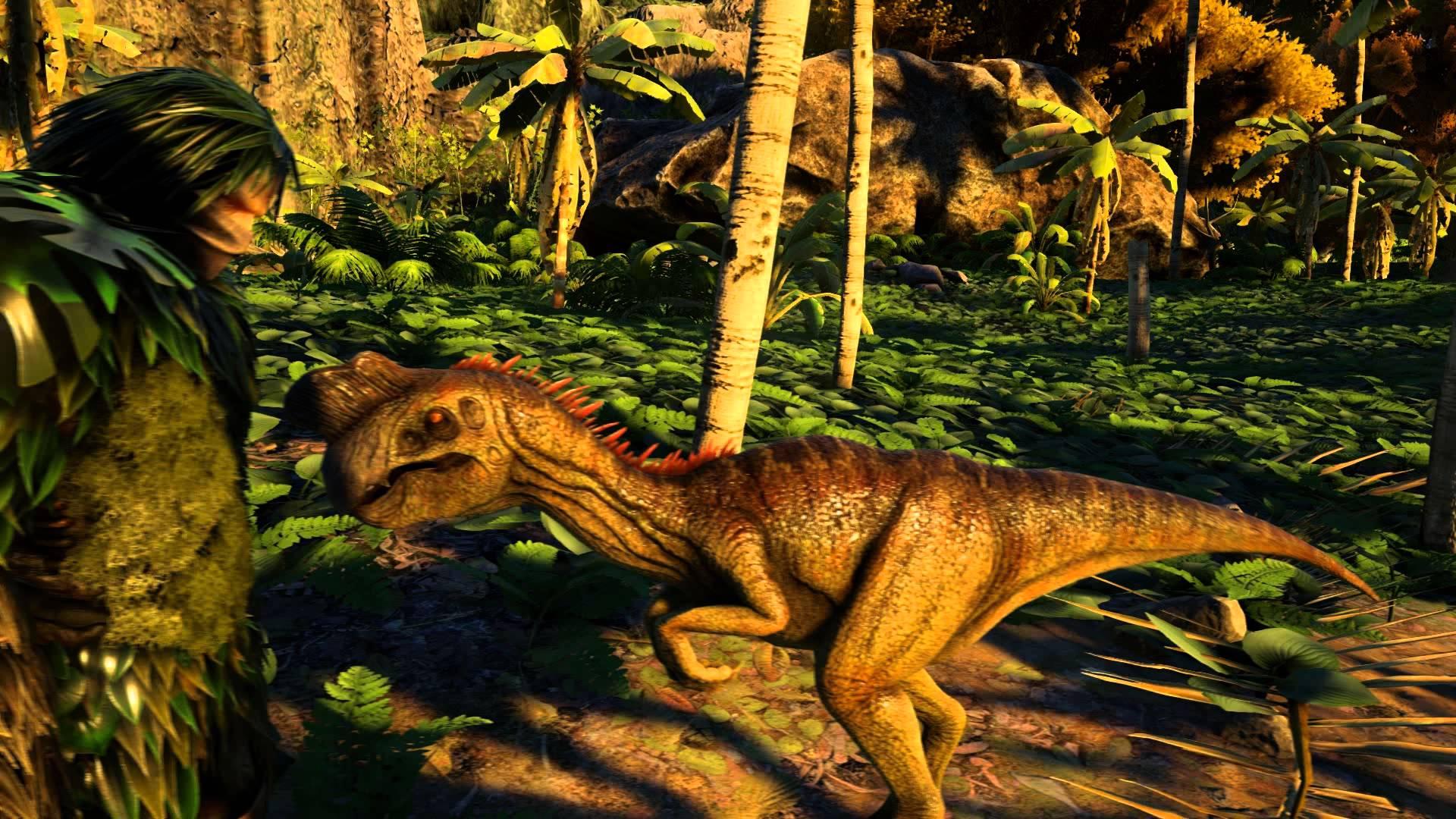 Ark Guide: Oviraptor zähmen – Eier farmen und Taming