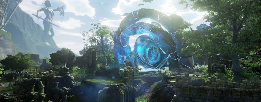 Ashes of Creation: Schaut Euch hier Gameplay aus der Alpha Zero an