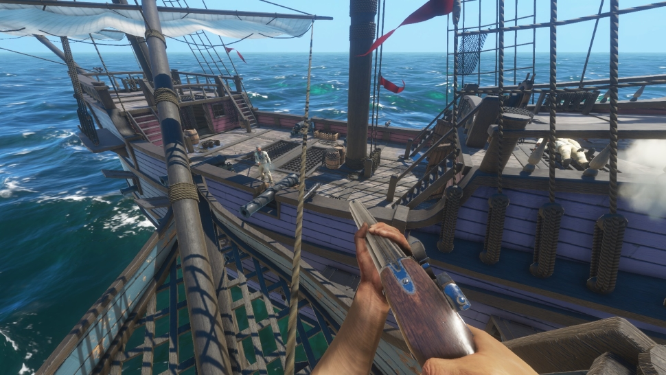 Steam-Hit Blackwake: Konkurrenz zu Sea of Thieves jetzt schon spielbar