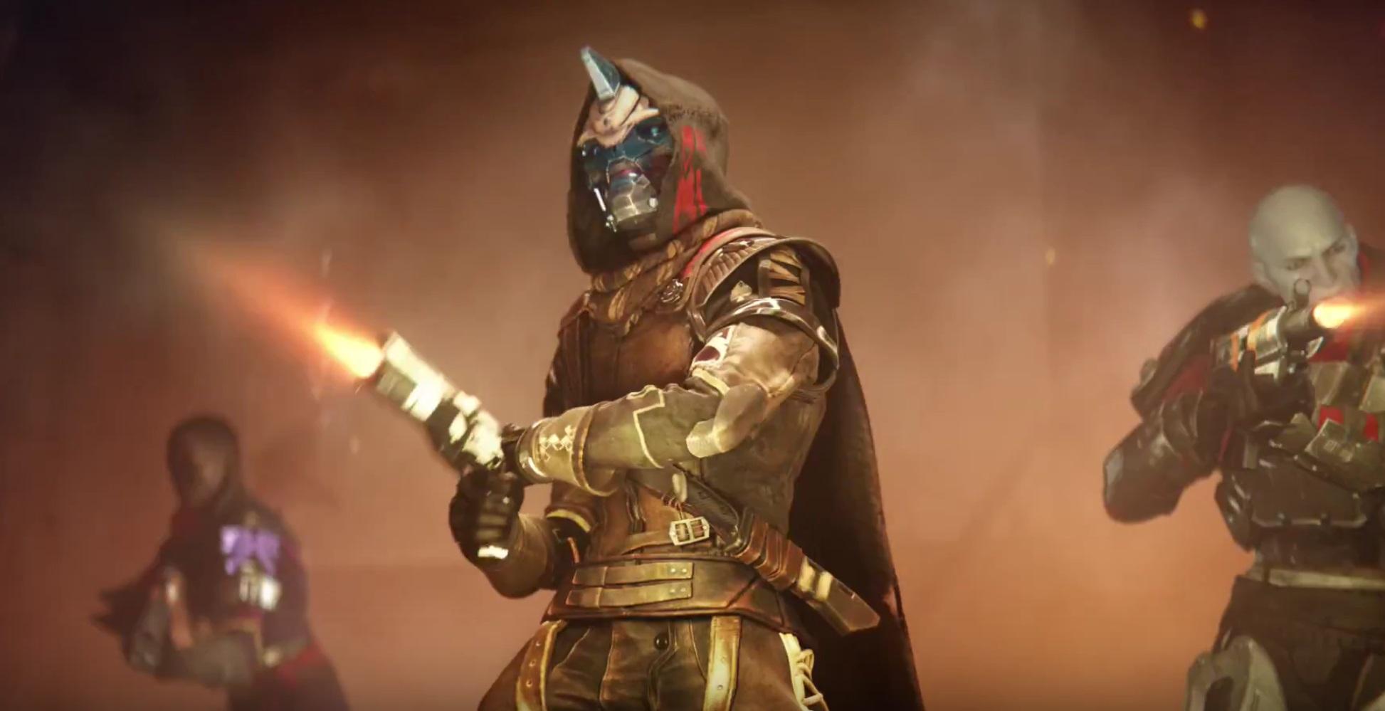 Destiny 2: Er ist wieder da – Werft schon mal Geld gegen den Monitor