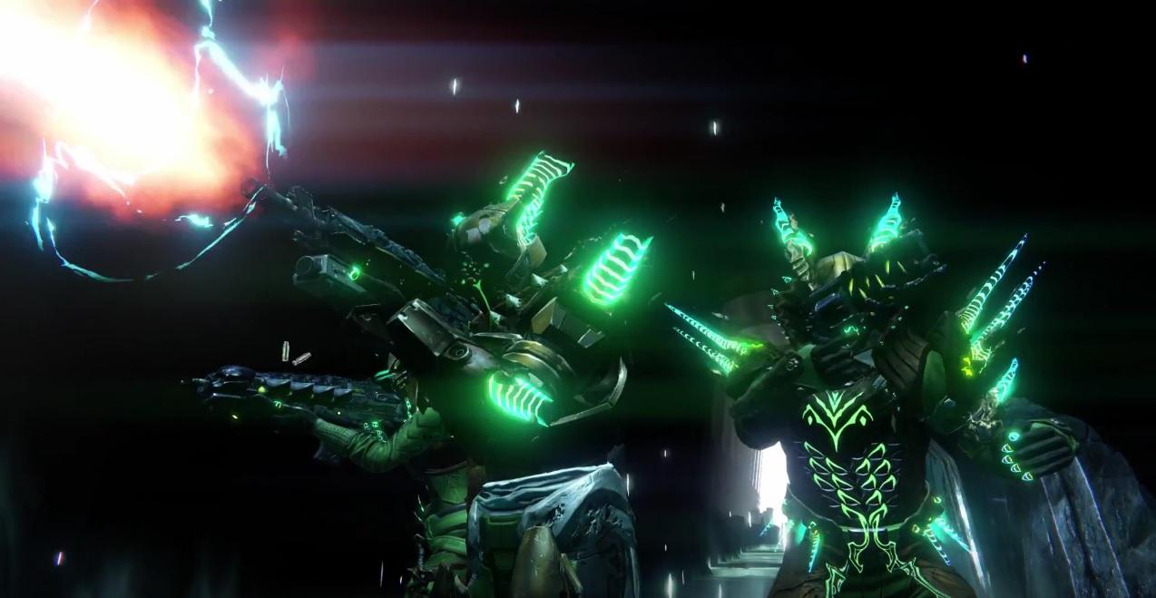 Destiny: Neue Raid-Ornamente kommen – Trailer zu Age of Triumph
