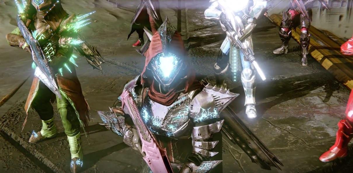 Destiny: Launch-Trailer zu Age of Triumph erschienen