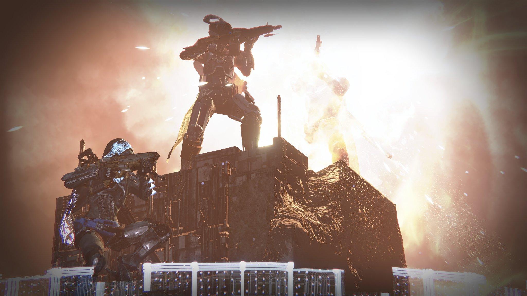 Destiny: Neue Abenteuer und Welten kommen – aber jetzt ist Party-Time
