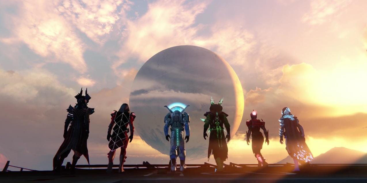 """Destiny-Veteranen werden die """"Destiny 2""""-Welt anders betreten"""
