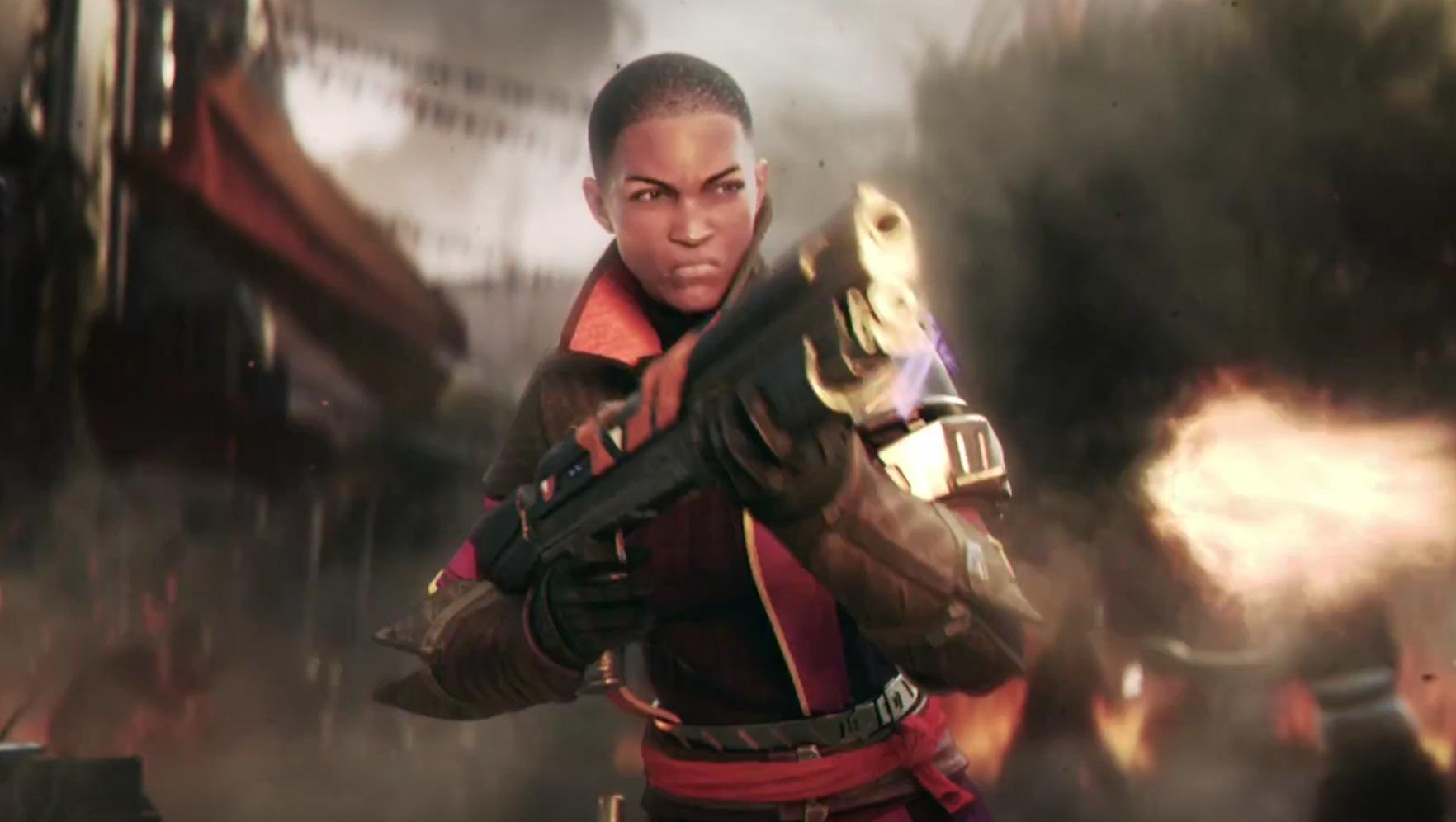 Destiny 2 – Download-Größe: Mehr GB als Destiny nach drei Jahren