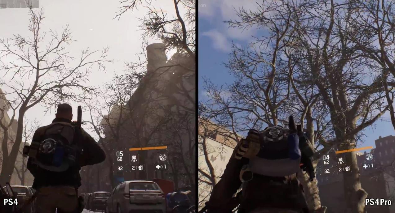 The Division 1.6: PS4 Pro liefert nun 4K-Auflösung – jederzeit!