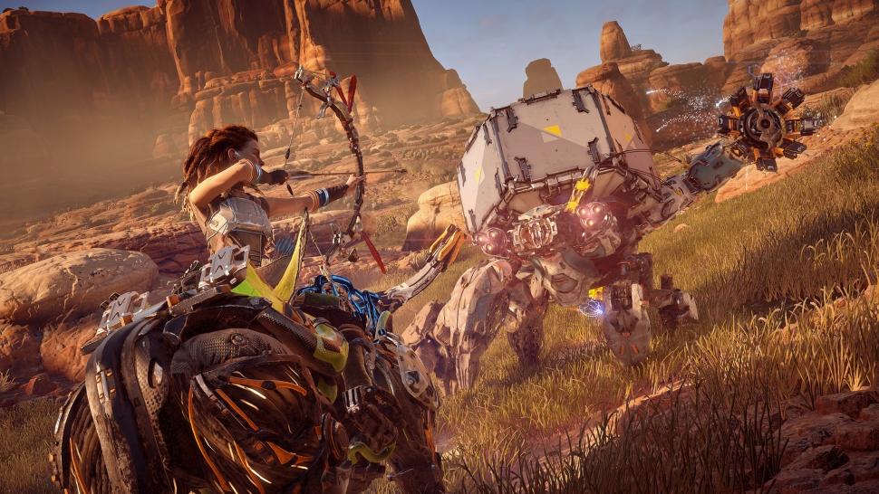 Horizon Zero Dawn angespielt – Was können MMORPGs davon lernen?