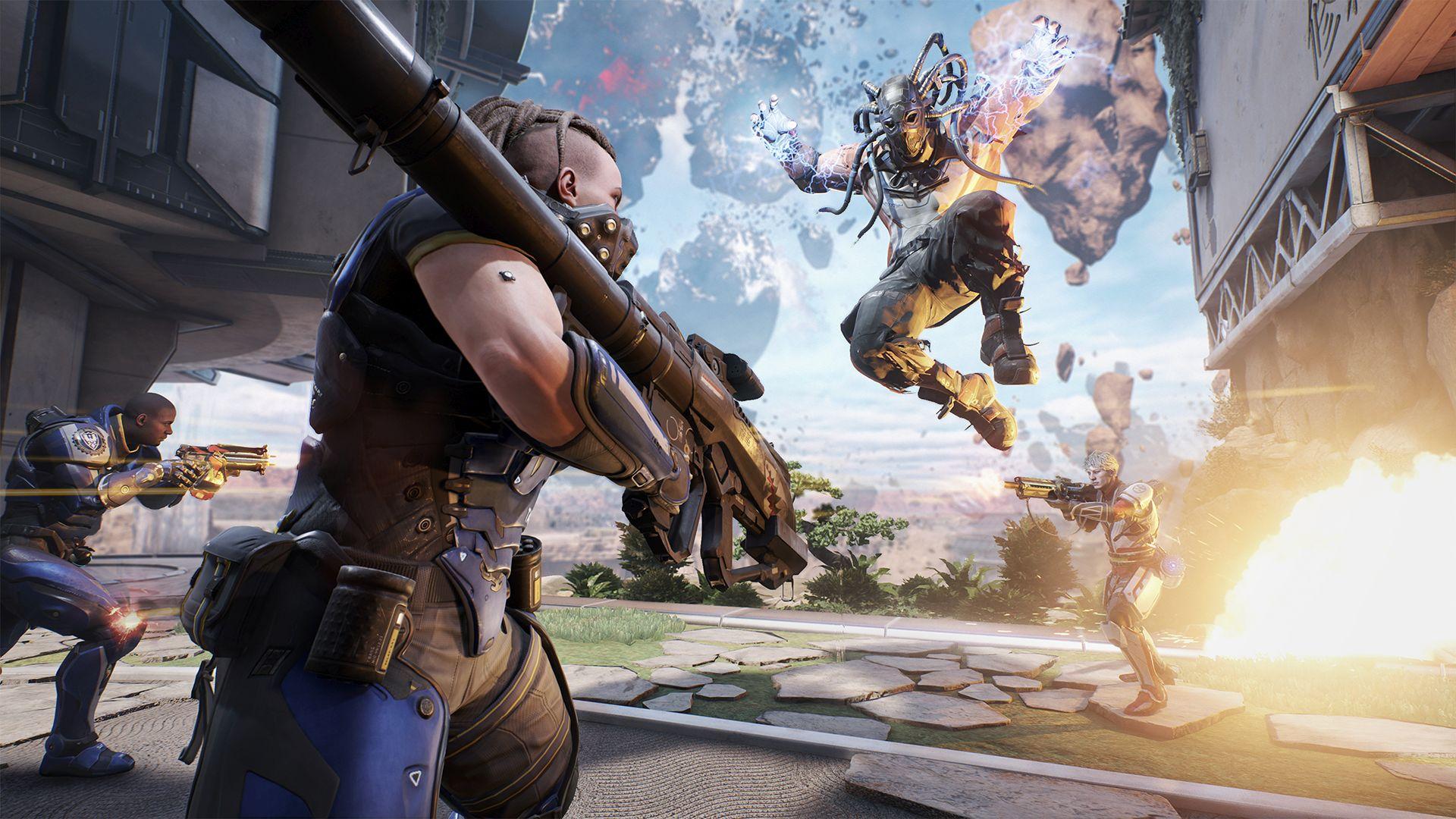 Heute startet der neue Shooter Lawbreakers auf PC & PS4