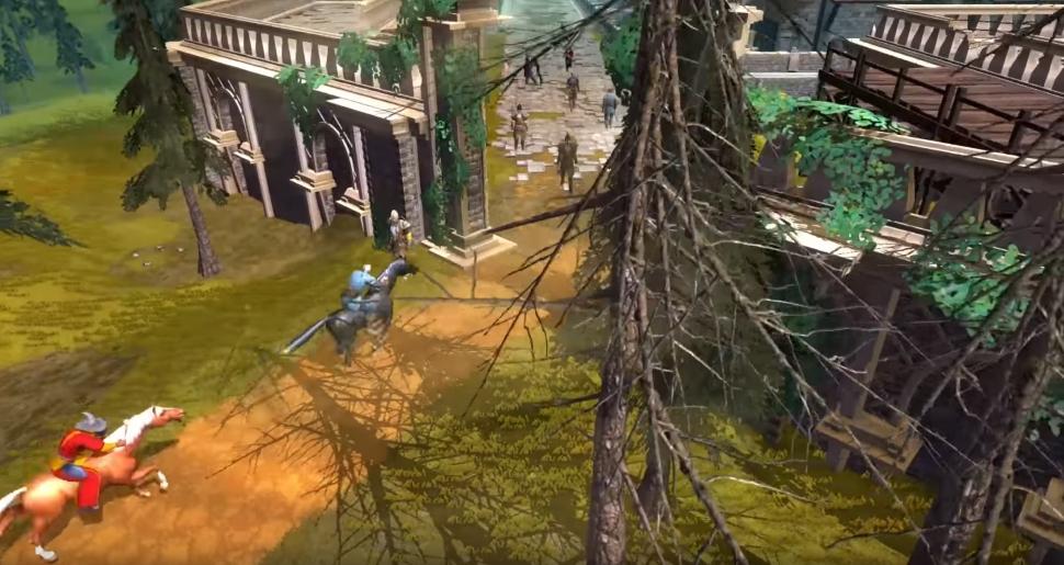 """Legends of Aria: Termin der letzten Alpha des """"Ultima Online 2"""" bekannt"""