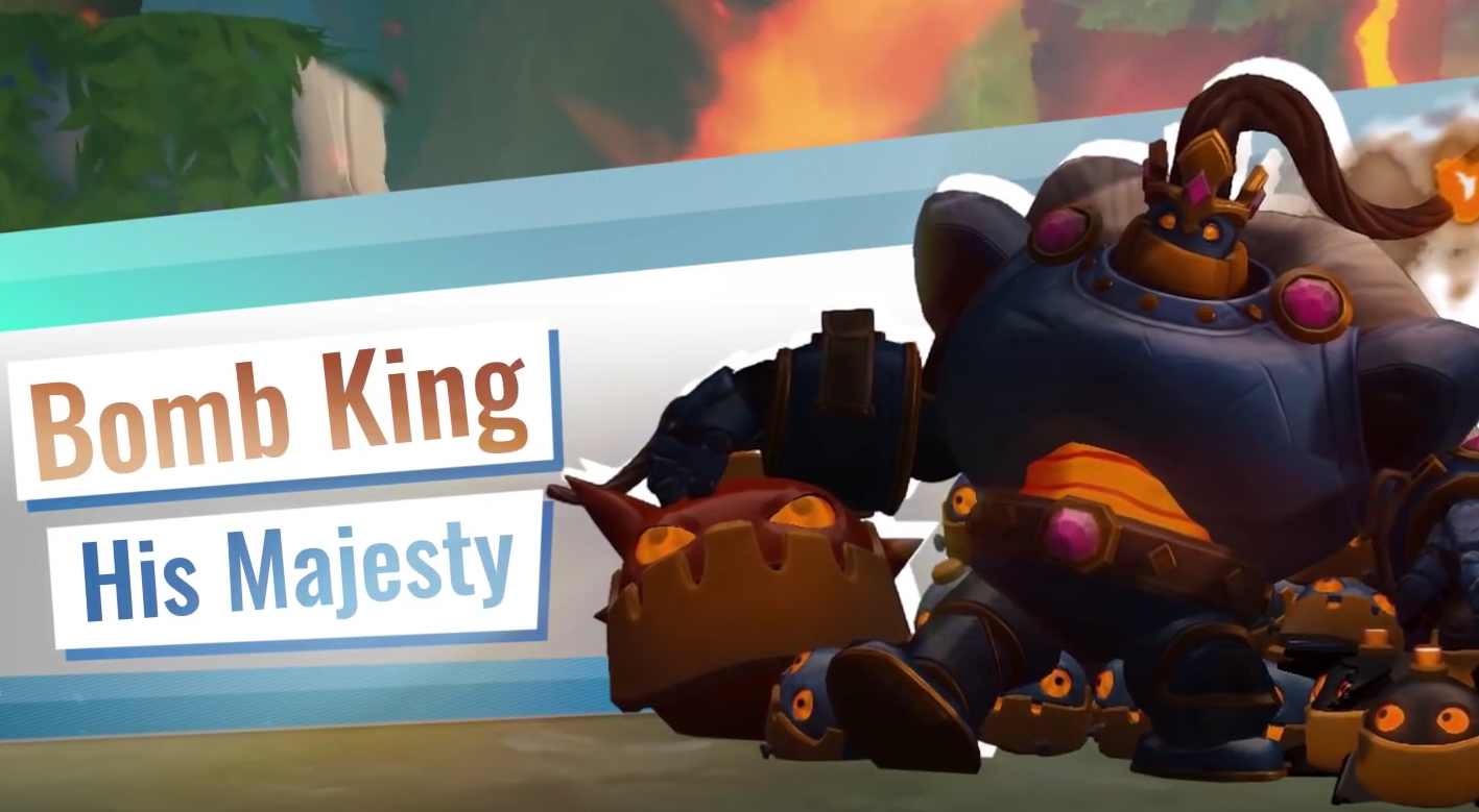 Paladins Bomb King Guide: Deck & Build – Setzt die Majestät effektiv ein