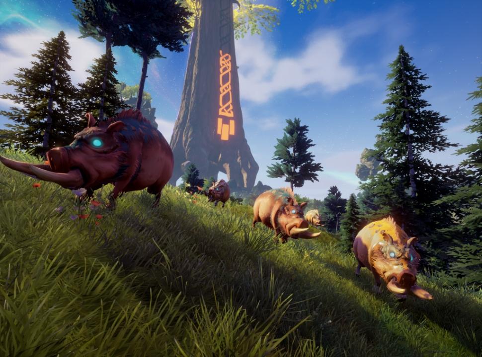 Rend: Survival-Spiel wird größer als gedacht – mehr ein Survival-MMORPG