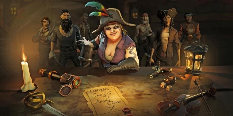 Sea of Thieves: Alpha auf Xbox One – PC-Spieler müssen noch warten