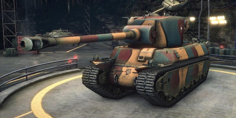 """World of Tanks: Der legendäre """"Mutant"""" M6A2E1 kommt heute zurück"""