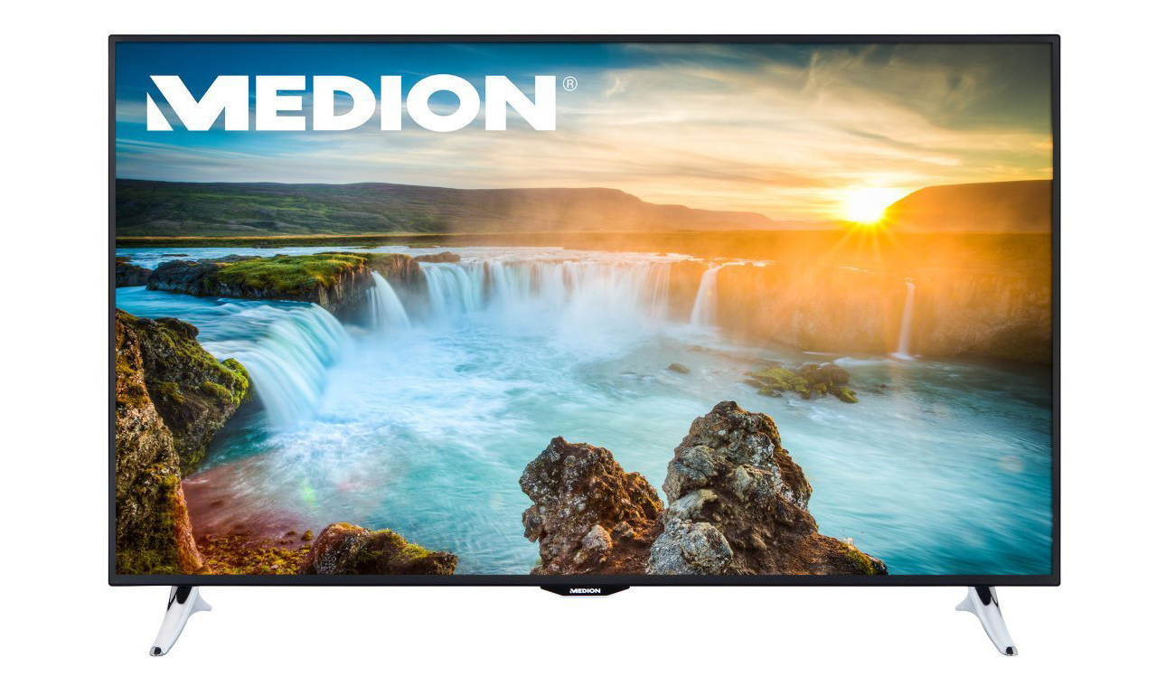 Amazon Blitzangebote am 27. April – Medion Life X18083 65 Zoll 4K-TV