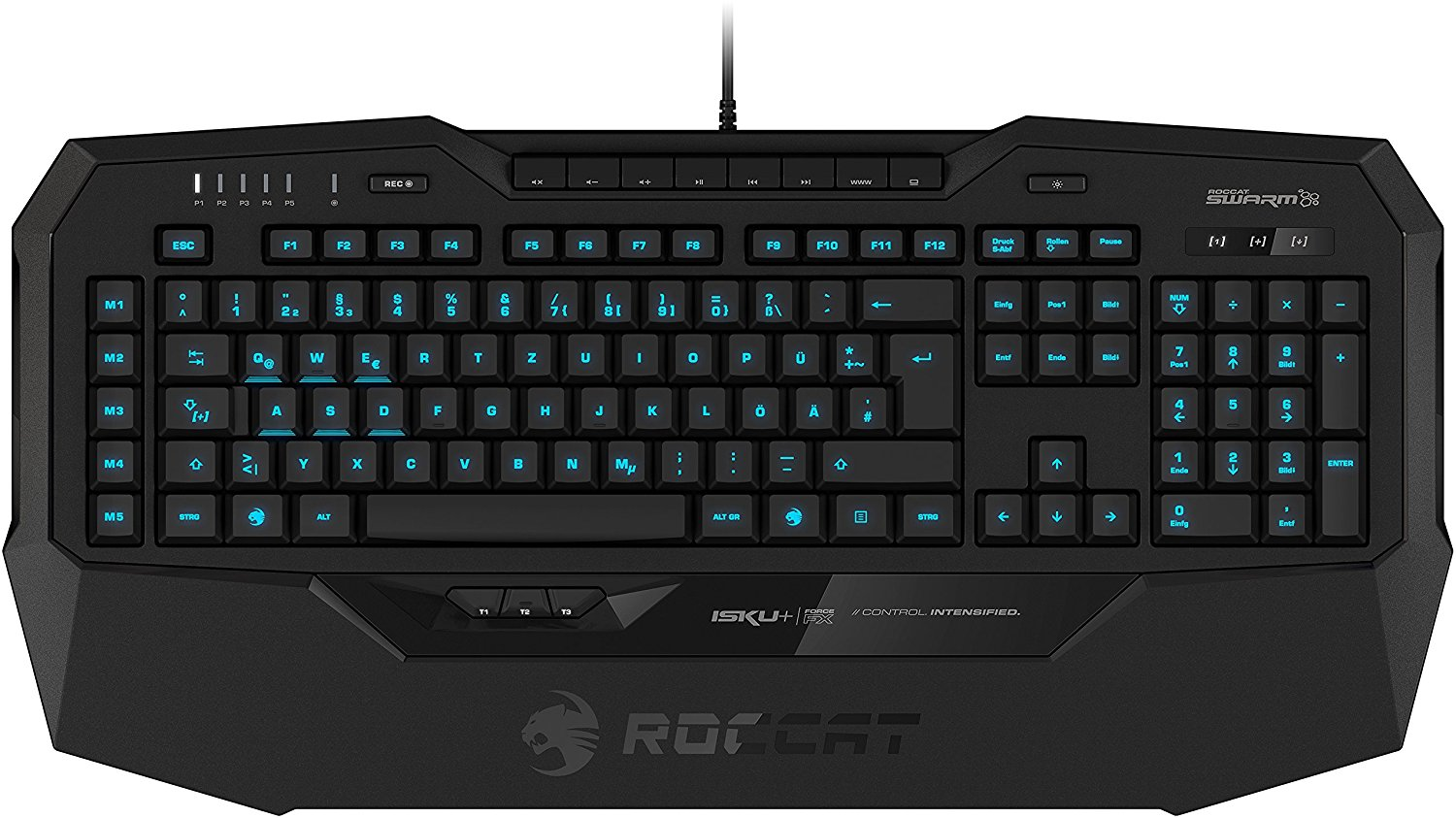 Amazon Blitzangebote am 18. April – Roccat Isku & Force FX Tastatur