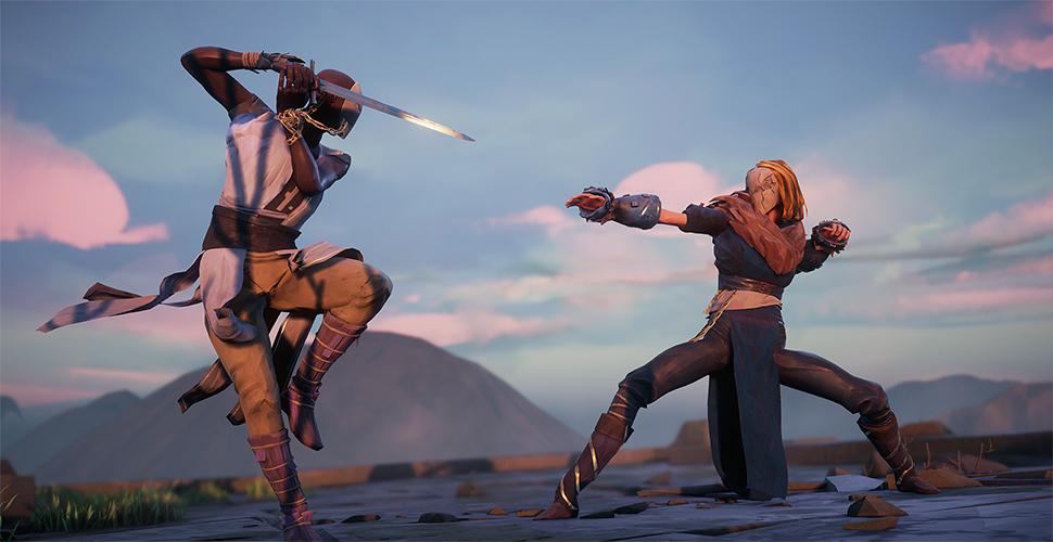 Absolver Beta-Anmeldung: Martial-Arts-RPG mit intensiven Kämpfen