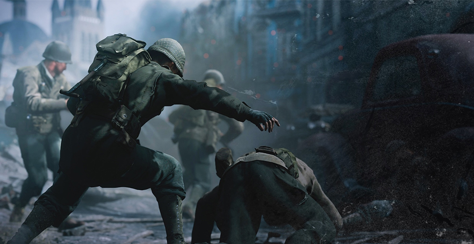 Call of Duty WW2: Multiplayer mit Hauptquartier – Ähnlich wie in Destiny