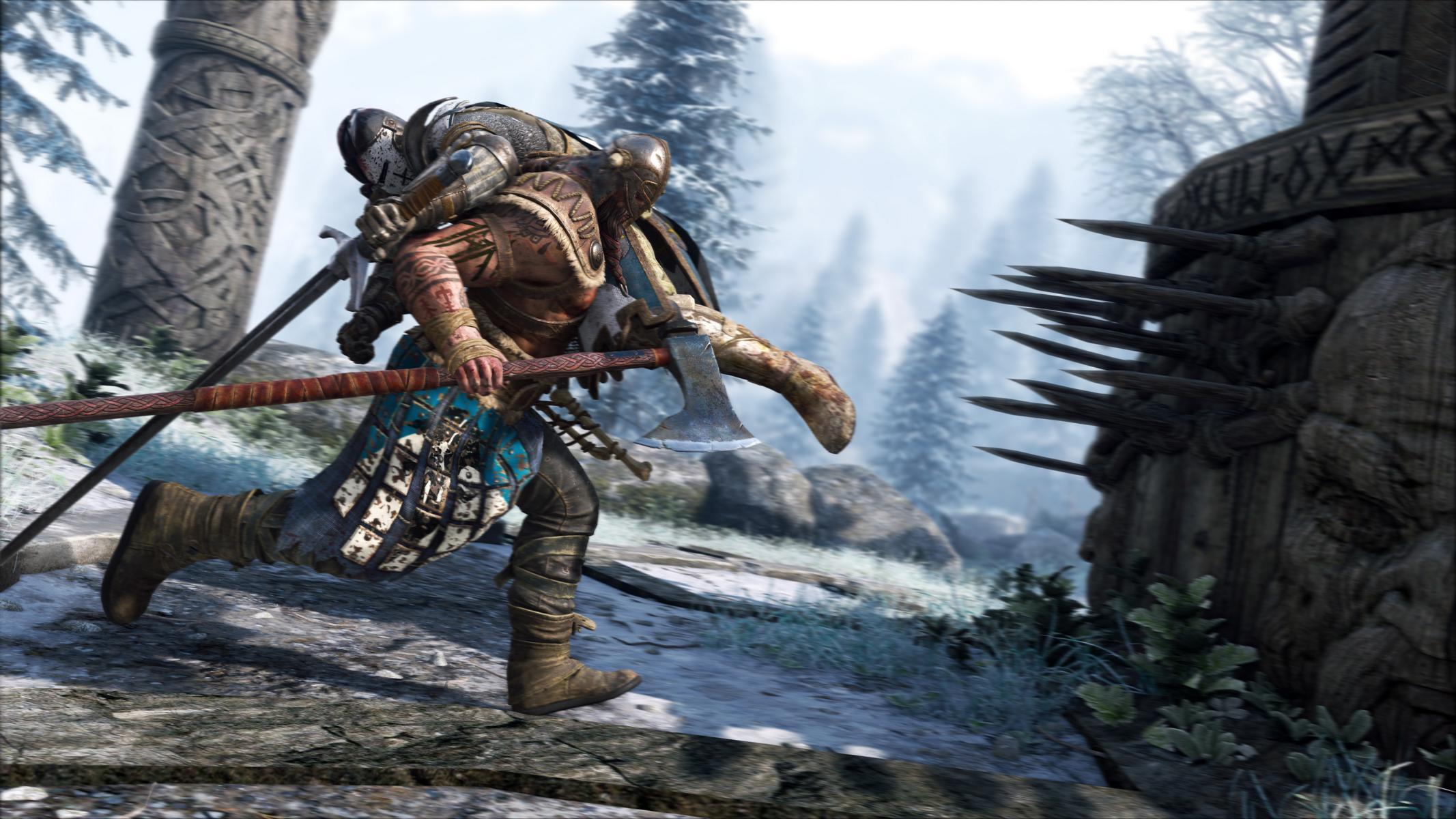 For Honor steigt mit Gratisaktion bei Steam von 5.000 auf 210.000 Spieler