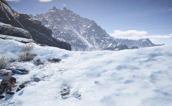GRW Yeti Hintergrund