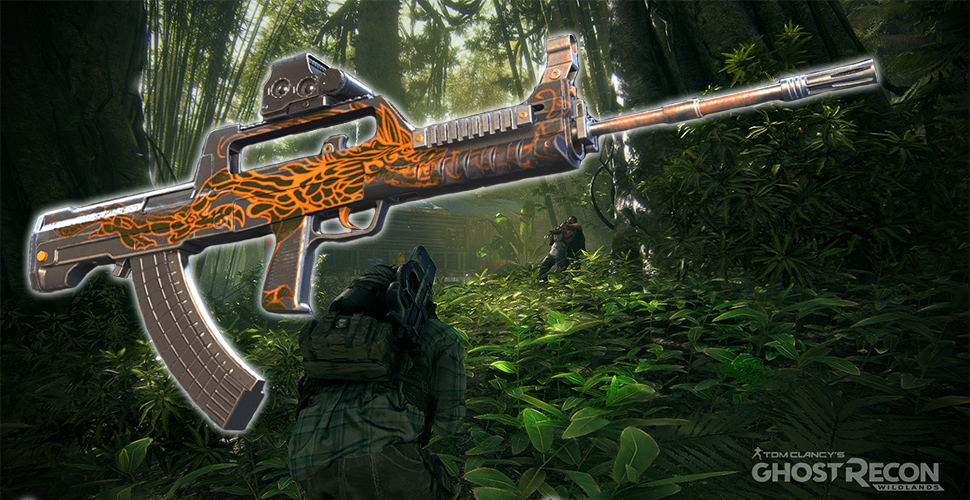 Ghost Recon Wildlands: Neue Waffen aus Narco Road und ihre Fundorte