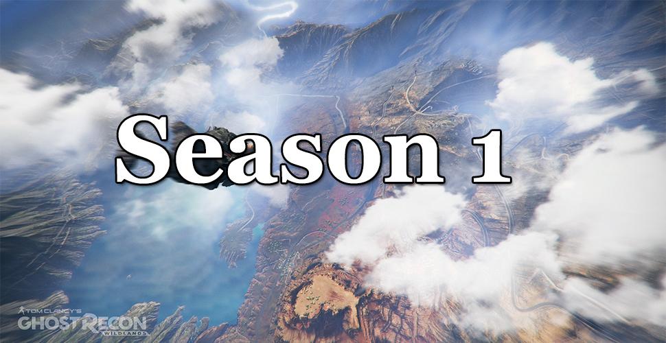 Ghost Recon Wildlands: Season 1 live – Herausforderung & Belohnung