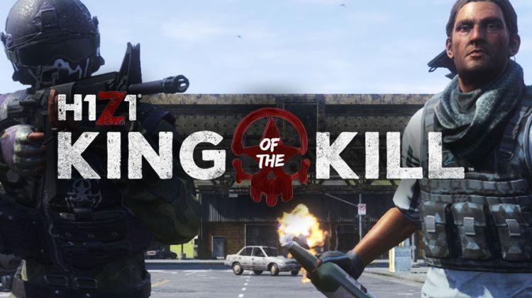H1Z1: King of the Kill – Gewinnt Lootcrates! – Nomad, Frostbite und Nemesis