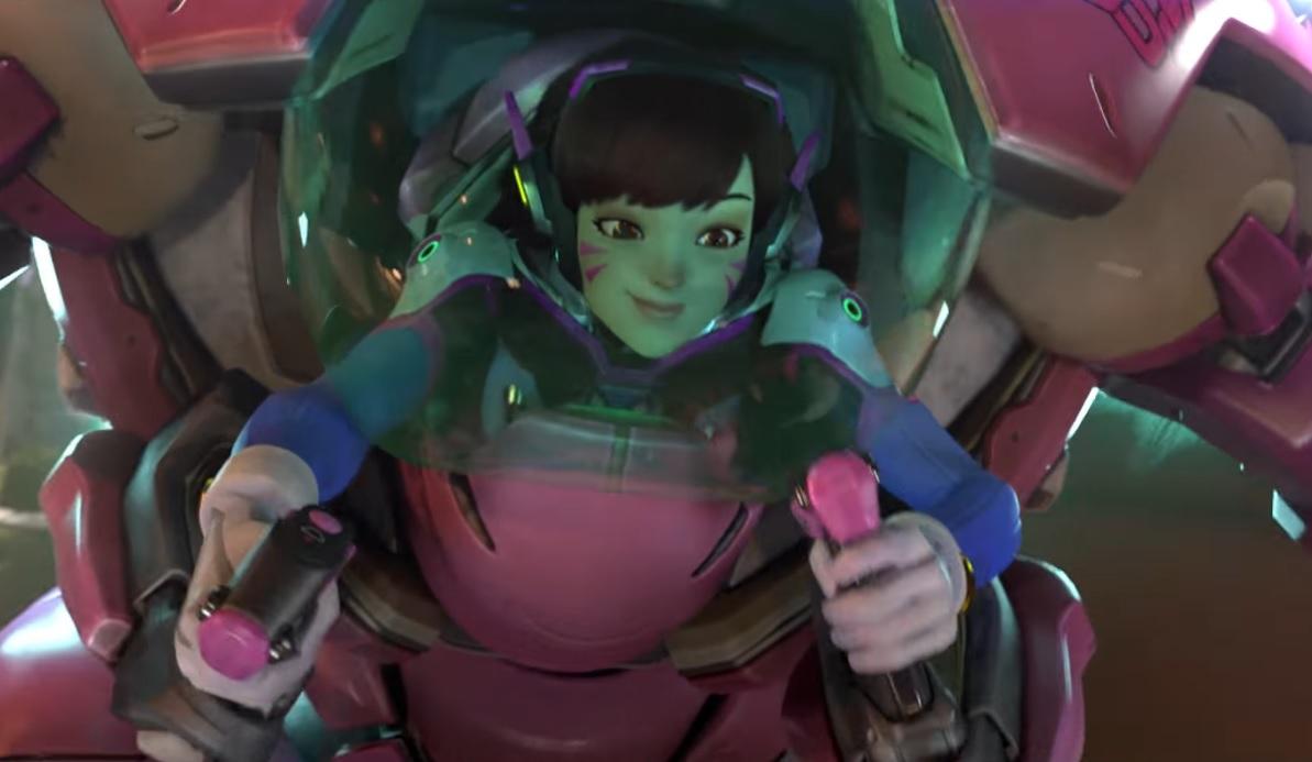 Heroes of the Storm 2.0: D.Va erobert den Nexus im coolen Cinematic