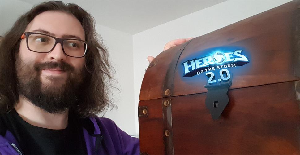Heroes of the Storm 2.0 – Ein neues Spielgefühl dank Loot?