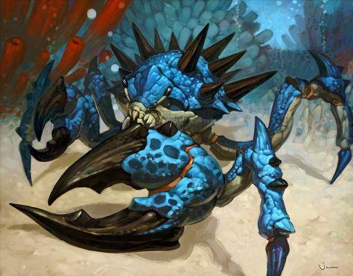 """Hearthstone: Der Monat der """"Hungrigen Krabbe"""" – Neuer Blizzard-Liebling"""