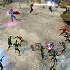 Marvel-Heroes-Omega Kampf