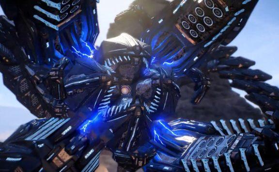 Mass Effect Andromeda Architect Closeup