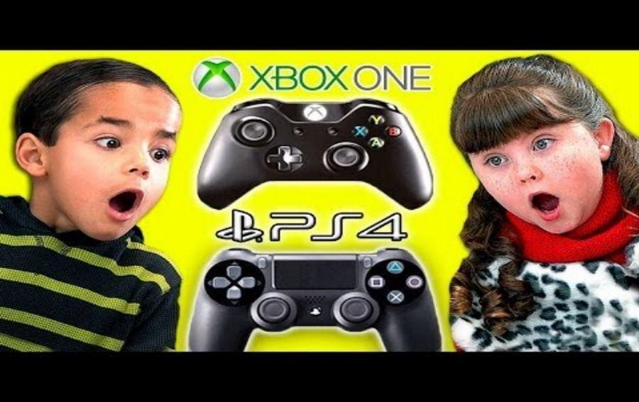 Junge US-Teenager finden die Xbox cooler als die PlayStation