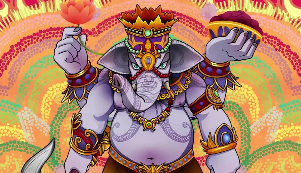 """SMITE: Neuer Gott """"Ganesha"""" mag Erdnüsse, klaut niemals einen Kill"""